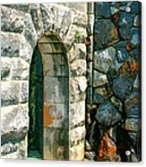 The Keep Biltmore Asheville Nc Acrylic Print by William Dey