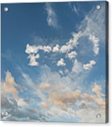 The Key To Cloud Computing Acrylic Print