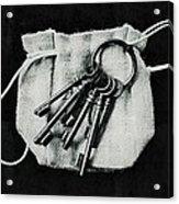 The Keys Acrylic Print