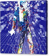 The king 4 Acrylic Print