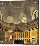 The Kings Library Acrylic Print