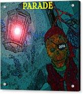 The Knights Parade Acrylic Print