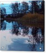 The Lake 2 Acrylic Print