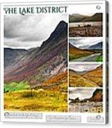 The Lake District Autumn 2 Acrylic Print