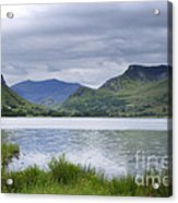 The Lake Acrylic Print