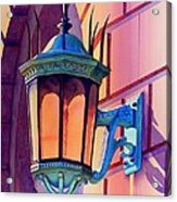 The Lamp On Goodwin Acrylic Print by Robert Hooper