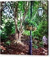 The Lamp Post Acrylic Print