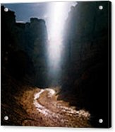 The Land Of Light Acrylic Print