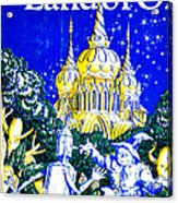 The Land Of Oz Acrylic Print