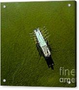 The Landing Spot Acrylic Print