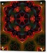 The Last Flower II Acrylic Print