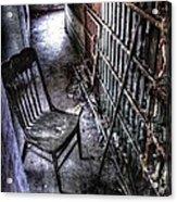 The Last Visitor Acrylic Print