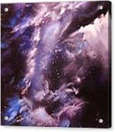 The Lazuras Nebula Acrylic Print