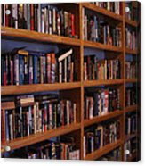 The Library Acrylic Print