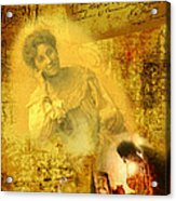 The Light Inside The Dead Acrylic Print