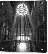 The Light - Ireland Acrylic Print by Mike McGlothlen