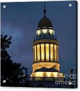 The Light Of Higher Learning Acrylic Print