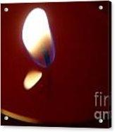 The Light Of Life Acrylic Print
