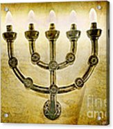 The Light Of Remembrance Acrylic Print