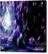 The Light Within Acrylic Print by Annie Zeno