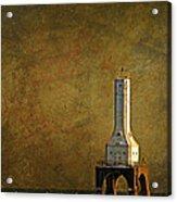 The Lighthouse - Port Washington Acrylic Print
