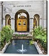 The Lightner Museum Acrylic Print