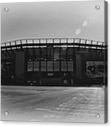 The Linc In Black And White Acrylic Print
