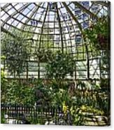 The Lincoln Park Conservatory Chicago-001 Acrylic Print