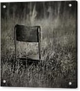 The Listening Wind  Acrylic Print