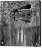 The Little Boat Photoart Acrylic Print