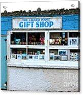 The Lizard Point Gift Shop  Acrylic Print