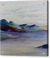 The Loch Acrylic Print