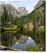 The Loch - Rocky Mountain National Park Acrylic Print