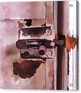 The Lock II Acrylic Print
