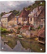 The Loir River Acrylic Print