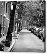The Long And Narrow Acrylic Print