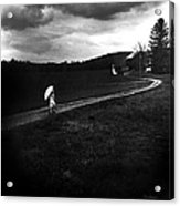 The Long Path Acrylic Print