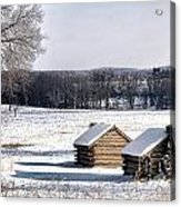 The Long Winter Acrylic Print by Olivier Le Queinec