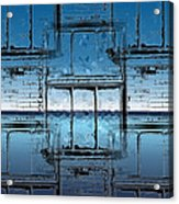 The Looking Glass Reprised Acrylic Print