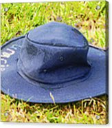 The Lost Hat Acrylic Print