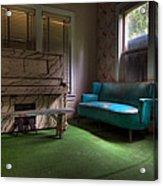 The Lounge Acrylic Print