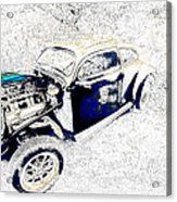 The Love Bug Acrylic Print