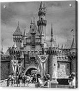 The Magic Kingdom Acrylic Print