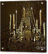 Crystal Magic Acrylic Print