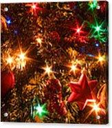 The Magic Of Christmas Acrylic Print