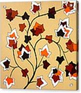The Magnolia House Rules Acrylic Print