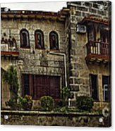 The Manor Acrylic Print
