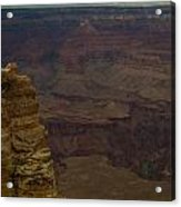 The Many Colors Of The Grand Canyon Acrylic Print