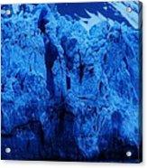 The Margerie Glacier 1 Acrylic Print