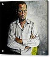The Marketing Man Acrylic Print